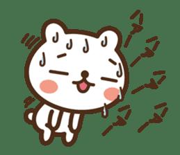 JOJO-BEAR ~increase the power gradually sticker #5701954