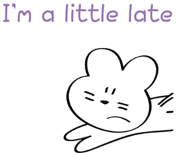 I am Jam sticker #5705680