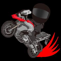 MOTO! BIKE! RACE! I LIKE motorcycle!