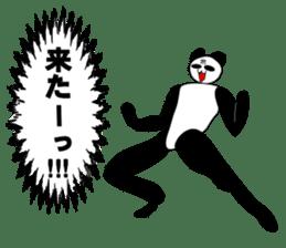 bit bad pandas sticker #5707133