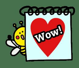 Feelings represent card sticker #5707578