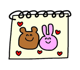 Feelings represent card sticker #5707594