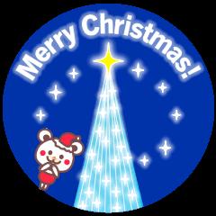 Merry Christmas&Happy New Year2(English)