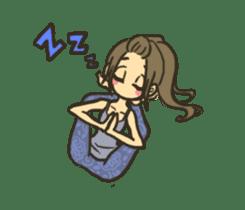 Everyone's Yoga sticker #5707922