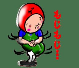 GENKI-MAN sticker #5708038