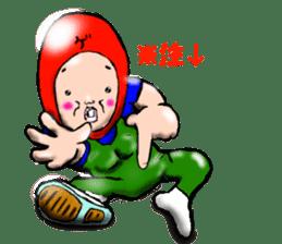GENKI-MAN sticker #5708043