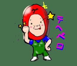 GENKI-MAN sticker #5708052