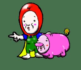 GENKI-MAN sticker #5708053