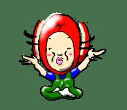 GENKI-MAN sticker #5708063