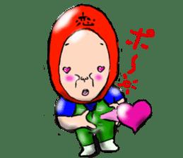 GENKI-MAN sticker #5708065