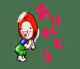 GENKI-MAN sticker #5708072