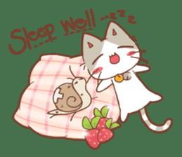 MelOn and nekotachi 3 sticker #5709505