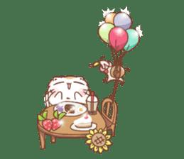 MelOn and nekotachi 3 sticker #5709526