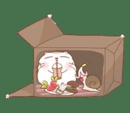 MelOn and nekotachi 3 sticker #5709527