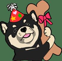 Shiba Inu, the brushwood dog from Japan sticker #5717037