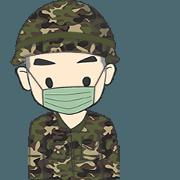 สติ๊กเกอร์ไลน์ ทหารไทย อนิเมชั่น