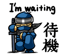 NINJA_NINMARU_2_English_ver. sticker #5728705