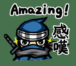 NINJA_NINMARU_2_English_ver. sticker #5728706