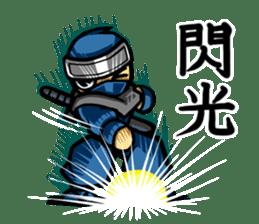 NINJA_NINMARU_2_English_ver. sticker #5728722
