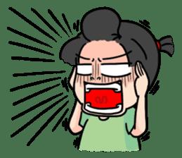 Stupid Cartoon II sticker #5731168