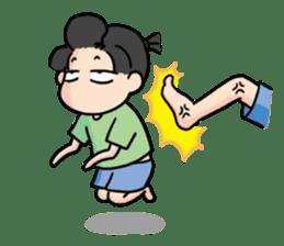 Stupid Cartoon II sticker #5731171