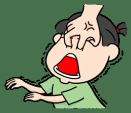 Stupid Cartoon II sticker #5731178