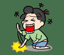 Stupid Cartoon II sticker #5731180
