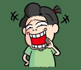 Stupid Cartoon II sticker #5731181