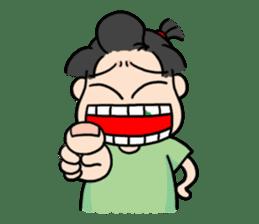 Stupid Cartoon II sticker #5731182