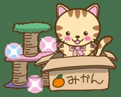 Mooran is cat English version sticker #5737564