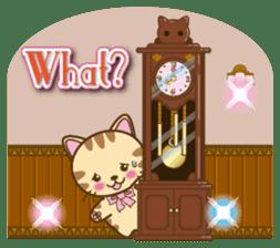 Mooran is cat English version sticker #5737571