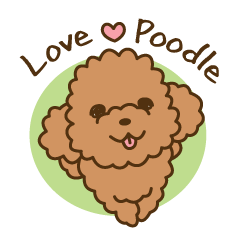 pastel colors toypoodle