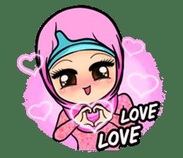 Hijab Pop sticker #5739366