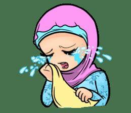 Hijab Pop sticker #5739369