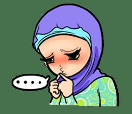 Hijab Pop sticker #5739379