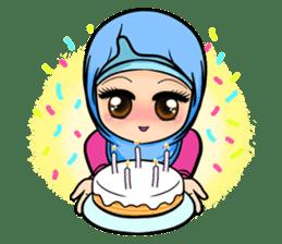 Hijab Pop sticker #5739380