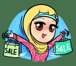 Hijab Pop sticker #5739381