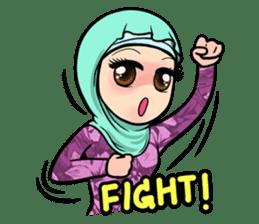 Hijab Pop sticker #5739382