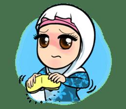 Hijab Pop sticker #5739383