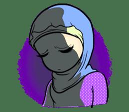 Hijab Pop sticker #5739384