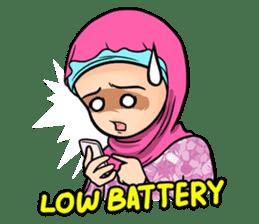 Hijab Pop sticker #5739386