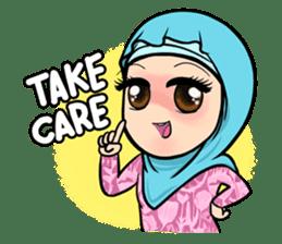 Hijab Pop sticker #5739388