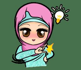 Hijab Pop sticker #5739396