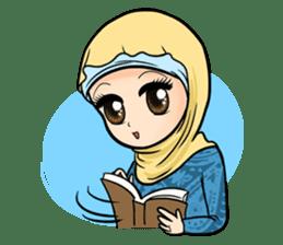 Hijab Pop sticker #5739397