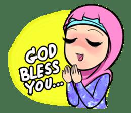 Hijab Pop sticker #5739398