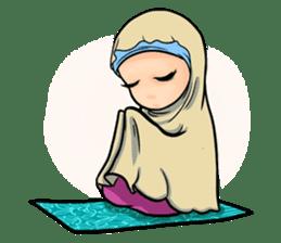 Hijab Pop sticker #5739399