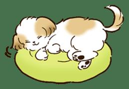 I Love Shih Tzu sticker #5740205