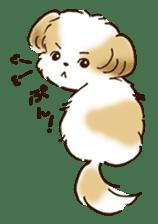 I Love Shih Tzu sticker #5740218