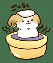 I Love Shih Tzu sticker #5740223