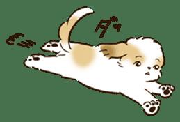 I Love Shih Tzu sticker #5740224